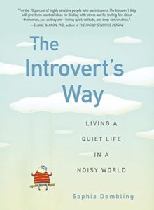 Introverted writer takes a leap into leadership