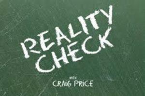 Craig Price - Reality Check logo