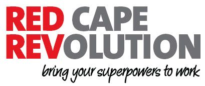 Red Cape Revolution logo