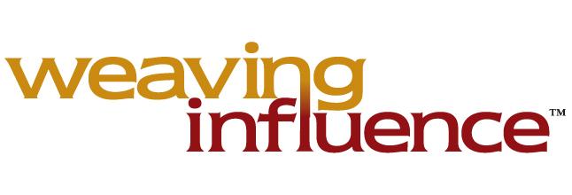 Weaving Influence logo