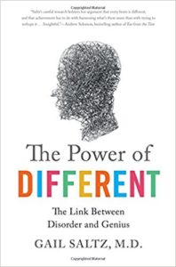 The other side of being different