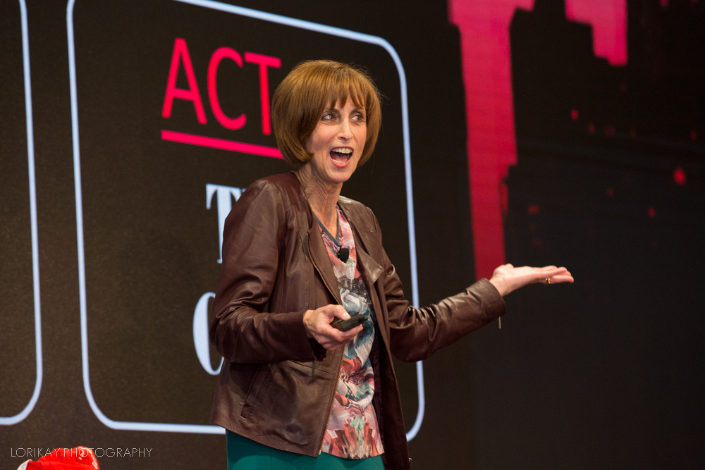 Jennifer Kahnweiler at TEDX