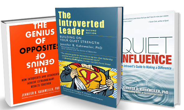 Bloggers spin on The Introverted Leader 2nd edition