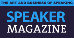 NSA Speaker Magazine logo